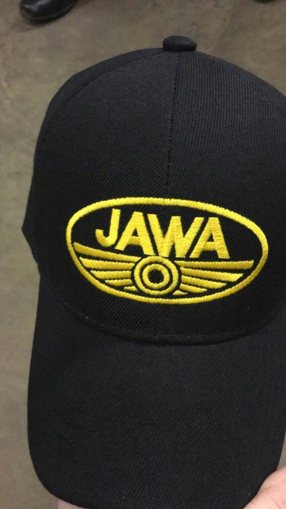 Кепка Jawa